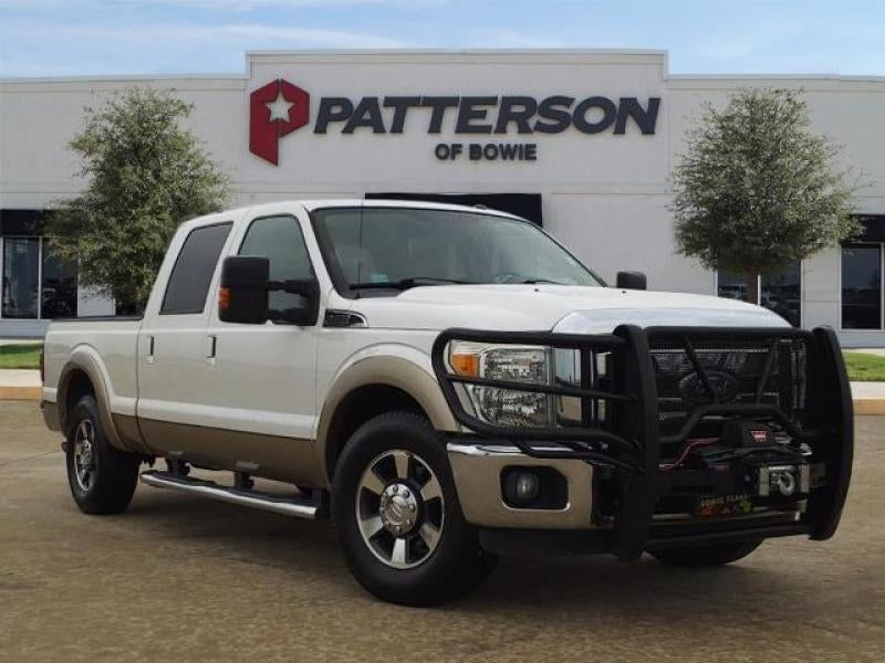 2011 Ford F-250SD Base in Bowie, TX - Patterson Dodge Chrysler Jeep Ram